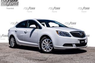 Used 2016 Buick Verano CX Remote Start Rear Cam Bluetooth Tech Pkg for sale in Thornhill, ON