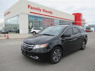Used 2014 Honda Odyssey Touring, FULLY LOADED! WOW for sale in Brampton, ON