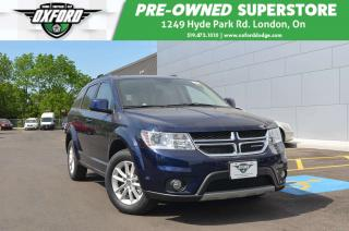 Used 2017 Dodge Journey SXT for sale in London, ON