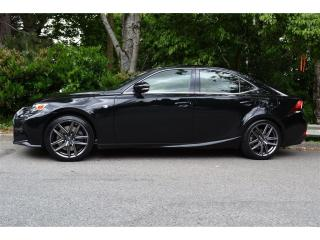 Used 2014 Lexus IS 350 AWD F Sport Executive Sedan for sale in Vancouver, BC
