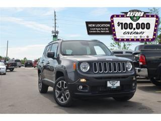 Used 2017 Jeep Renegade North for sale in London, ON