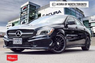 Used 2015 Mercedes-Benz CLA250 Coupe Parking Sensor| Navigation for sale in Thornhill, ON