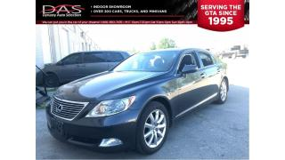 Used 2009 Lexus LS 460 ULTRA PREMIUM/NAVIGATION/REAR VIEW CAMERA/AWD for sale in North York, ON