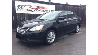 Used 2015 Nissan Sentra SV for sale in Stittsville, ON