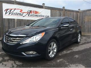 Used 2013 Hyundai Sonata Limited w/Navi for sale in Stittsville, ON