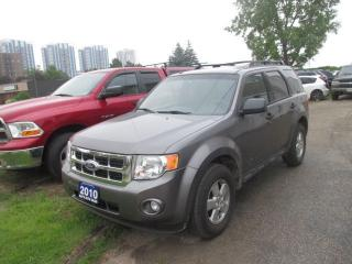 Used 2010 Ford Escape XLT for sale in Waterloo, ON
