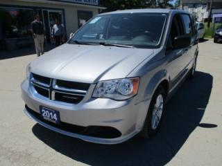 Used 2014 Dodge Grand Caravan FAMILY MOVING SXT MODEL 7 PASSENGER 3.6L - V6.. CAPTAINS.. STOW-N-GO.. DVD PLAYER.. CD/AUX/USB INPUT.. BLUETOOTH.. BACK-UP CAMERA.. for sale in Bradford, ON