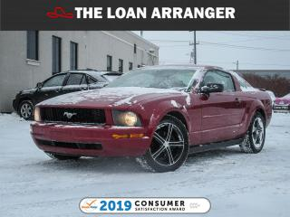 Used 2007 Ford Mustang for sale in Barrie, ON