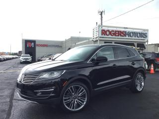 Used 2015 Lincoln MKC 2.3 AWD - NAVI - PANO ROOF - REVERSE CAM for sale in Oakville, ON