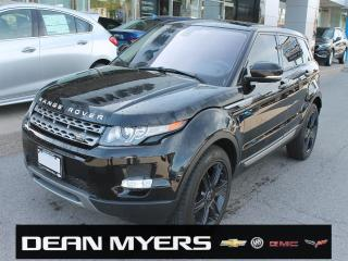 Used 2013 Land Rover Evoque EVOQUE for sale in North York, ON