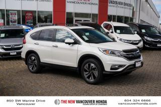 Used 2015 Honda CR-V Touring AWD for sale in Vancouver, BC