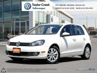 Used 2012 Volkswagen Golf 5-Dr TDI Comfortline at Tip for sale in Orleans, ON