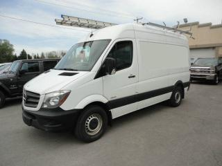 Used 2015 Mercedes-Benz Sprinter 2500-Diesel-170''-AtelierMobile-Cam a ve for sale in Laval, QC