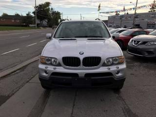 Used 2006 BMW X5 3.0i 4DR SUV AWD for sale in Scarborough, ON