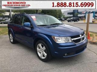 Used 2009 Dodge Journey SXT for sale in Richmond, BC