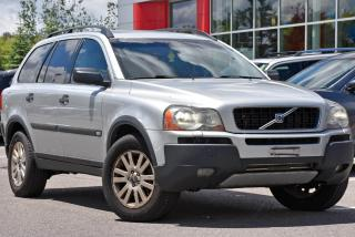 Used 2005 Volvo XC90 2.5T for sale in Ajax, ON