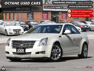 Used 2008 Cadillac CTS 3.6L for sale in Scarborough, ON