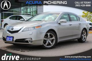 Used 2010 Acura TL Base Clean CarProof|One Owner|Navigation for sale in Pickering, ON
