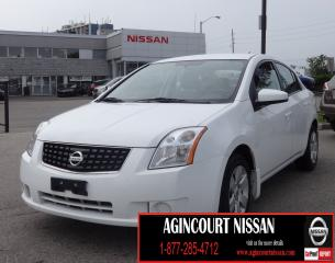 Used 2009 Nissan Sentra 2.0 LOW KM|AUXILIARY|POWER WINDOWS| for sale in Scarborough, ON