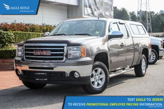Used 2012 GMC Sierra 1500 SLE Canopy, Navigation, Backup Camera for sale in Port Coquitlam, BC