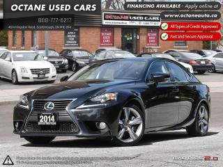 Used 2014 Lexus IS 350 for sale in Scarborough, ON