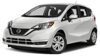 New 2018 Nissan Versa Note Hatchback 1.6 SR CVT (2) for sale in Whitby, ON