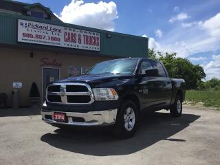 Used 2014 RAM 1500 ST for sale in Bolton, ON