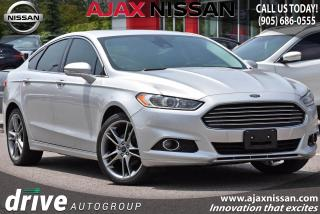 Used 2016 Ford Fusion Titanium for sale in Ajax, ON