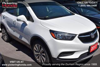 Used 2017 Buick Encore Base Bluetooth|Rearview Camera|Power Driver Seat for sale in Pickering, ON