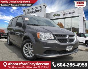 Used 2017 Dodge Grand Caravan CVP/SXT *ACCIDENT FREE* *LOCALLY DRIVEN* for sale in Abbotsford, BC