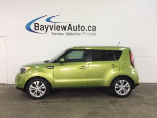 Used 2015 Kia Soul EX - ALLOYS! ECO MODE! HEATED SEATS! BLUETOOTH! for sale in Belleville, ON