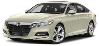 New 2018 Honda Accord Touring 2.0T Sedan 2.0T Touring 10AT for sale in Pickering, ON