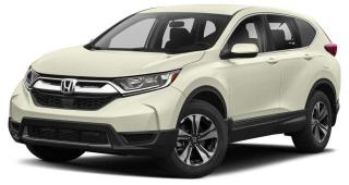 New 2018 Honda CR-V LX AWD for sale in Scarborough, ON