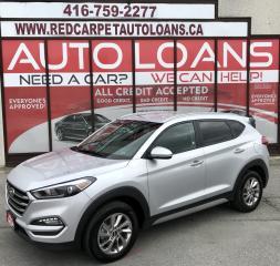 Used 2017 Hyundai Tucson Premium PREMIUM-ALL CREDIT ACCEPTED for sale in Scarborough, ON