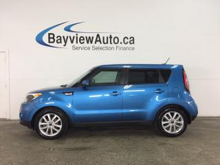 Used 2018 Kia Soul EX - ALLOYS! HTD SEATS! REV CAM! BLUETOOTH! CRUISE! for sale in Belleville, ON
