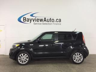 Used 2018 Kia Soul EX - ALLOYS! ECO MODE! HEATED SEATS! REV CAM! CRUISE! for sale in Belleville, ON