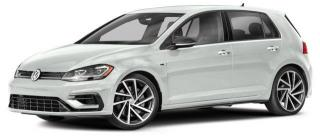 New 2018 Volkswagen Golf R 2.0 TSI for sale in Surrey, BC