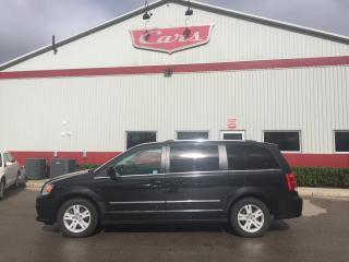Used 2016 Dodge Grand Caravan Crew Plus for sale in Tillsonburg, ON