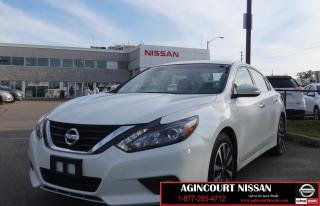 Used 2018 Nissan Altima 2.5 SL Tech |NAVI|LEATHER|SUNROOF|APPLE CARPLAY| for sale in Scarborough, ON