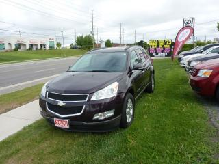 Used 2009 Chevrolet Traverse LT,BACKUP CAMERA for sale in Kitchener, ON