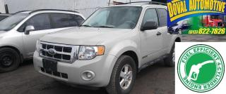 Used 2008 Ford Escape XLT for sale in Gloucester, ON