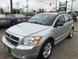 Used 2011 Dodge Caliber SXT l Heated Seats l New Tires for sale in Waterloo, ON