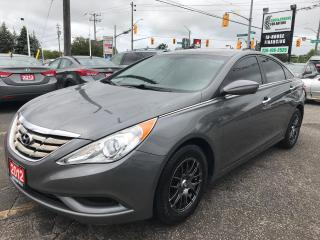 Used 2012 Hyundai Sonata GL l Alloy Rims l Bluetooth l Heated Seats for sale in Waterloo, ON