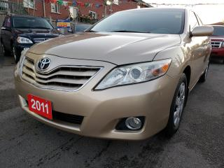 Used 2011 Toyota Camry LOW KMs 131K/4 Cyl./Clean CarProof/MUST SEE for sale in Scarborough, ON