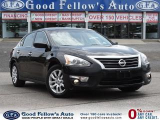 Used 2015 Nissan Altima 2.5 S MODEL, REARVIEW CAMERA for sale in North York, ON