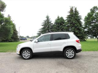 Used 2010 Volkswagen Tiguan 2.0T for sale in Thornton, ON