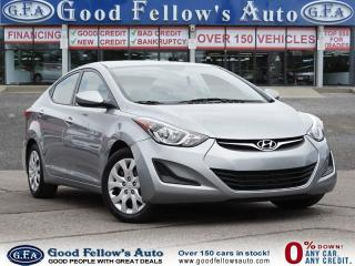 Used 2015 Hyundai Elantra GL MODEL, HEATED SEATS for sale in North York, ON