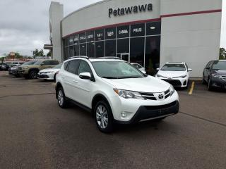 Used 2015 Toyota RAV4 LIMITED  for sale in Ottawa, ON