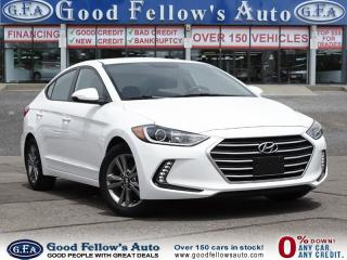 Used 2017 Hyundai Elantra SE MODEL, REARVIEW CAMERA, HEATED SEATS for sale in North York, ON