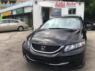 Used 2013 Honda Civic LX Safety And E Test is Included The Price. for sale in Scarborough, ON